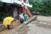 Desbordamiento de río, derribo de puentes y desabasto de agua, deja 'Narda' a su paso por Vallarta