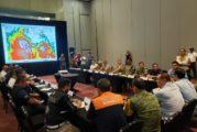 'Narda' dejará abundantes lluvias en la zona; la monitorean autoridades