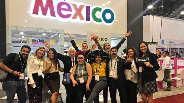 Exitosa participación de Riviera Nayarit en IMEX América 2019