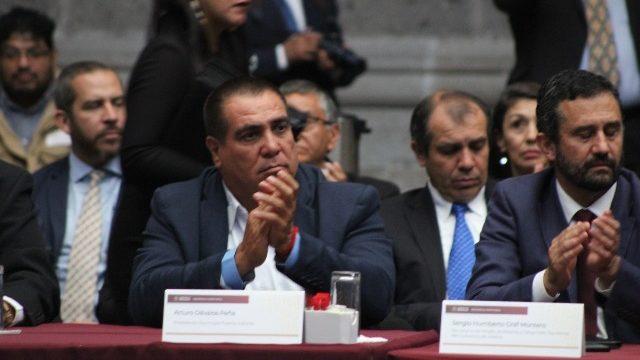 Participa Dávalos en reunión de la Sedatu y UNAM