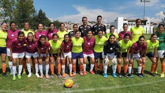 Selección femenil está a un paso de la final de Copa Jalisco