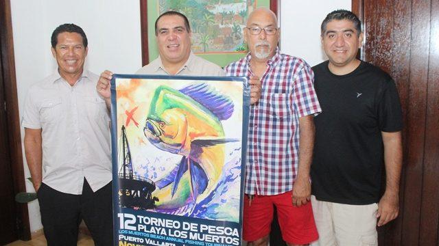 Listo el 12 Torneo de Pesca de Playa Los Muertos