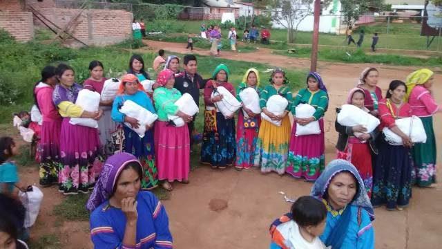 Por gestión de antorchistas llegan apoyos alimentarios a la Zona Norte de Jalisco
