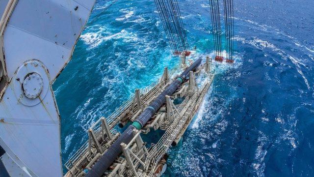 Gasoducto marino Sur de Texas-Tuxpan inicia operaciones