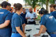 Intensa la capacitación a los cadetes de la Academia Municipal de Policía y Tránsito de Puerto Vallarta
