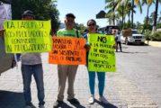 Pepenadores y recicladores protestan desde Bahía hasta Vallarta para defender sus fuentes de trabajo