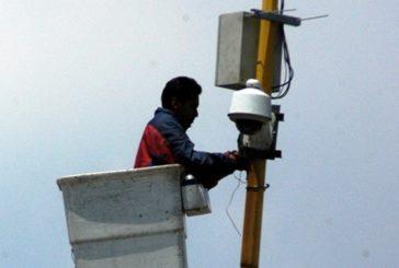 Confirman instalación de las primeras 66 cámaras de videovigilancia en la ciudad