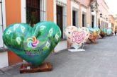 Llega a Tequila la exposición de corazones de Pueblos Mágicos de Jalisco