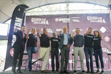 Regresa a Jalisco la carrera Spartan 2019
