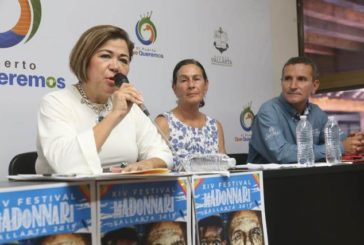 Presentan el XIV Festival Madonnari Vallarta 2019