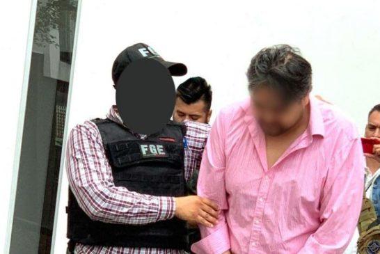 Es detenido el exsecretario de Salud Jalisco acusado de desvío de 605 mdp