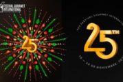 Con un espectacular programa se celebrarán los 25 años del Festival Gourmet Internacional