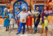 Disney Junior Latinoamérica anuncia el inicio de producción de El Ristorantino de Arnoldo