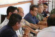 Coordinan esfuerzos por mantener la seguridad en la región