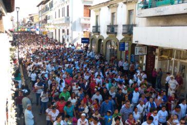 Miles acuden para agradecer favores a la virgen de Guadalupe
