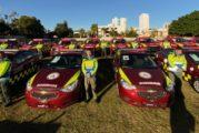 Entrega gobernador nuevo equipo de trabajo a la Unidad Estatal de Protección Civil y Bomberos