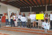 Protestan en defensa de los animales en Puerto Vallarta