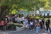 En el CUCosta Evacuaron más de 2 mil Integrantes de la Comunidad Universitaria, en el Primer Macro Simulacro Nacional 2020