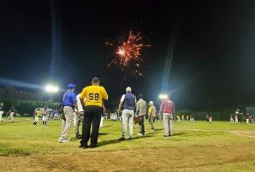 Inauguran temporada en la Liga Municipal de Béisbol