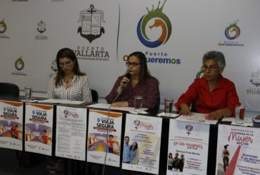 Anuncian actividades por el Día Internacional de la Mujer