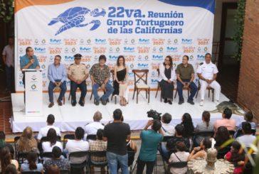 Inaugura alcalde reunión anual del Grupo Tortuguero Las Californias