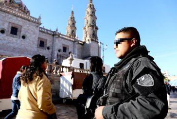 Intervienen autoridades estatales y federales la Policía de San Juan de los Lagos