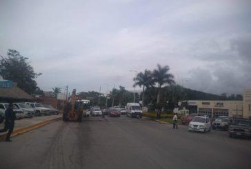 Fracasa medida, tras quejas de conductores quitan topes en Las Juntas