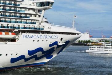 Van 490 muertos por coronavirus; Japón pone en cuarentena un crucero