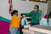 DIF y gente de gran corazón apoyan familias vulnerables