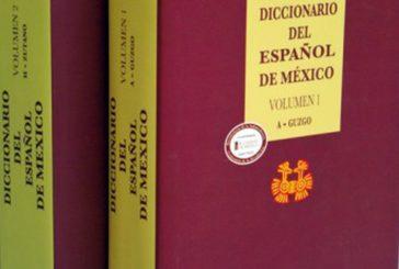 México cuenta con el más robusto diccionario propio del español