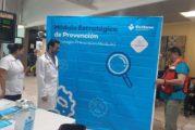 Mantiene SSJ vigilancia sanitaria en puntos de llegada internacional en Puerto Vallarta