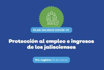 """Presentan Reglas de Operación del Plan Emergente """"Protección al empleo y al ingreso de las personas"""""""
