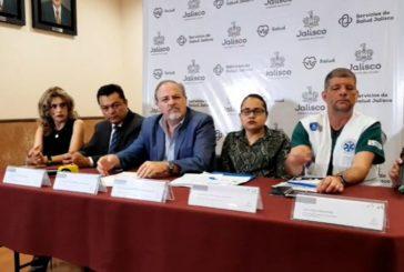 Se eleva a cinco los casos confirmados de Covid-19 en Jalisco