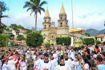 Cierran de manera temporal la basílica de Nuestra señora de Talpa
