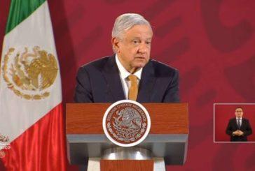 Gobierno federal no investiga a Peña Nieto, afirma López Obrador