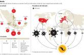 Más de 531 mil muertes se han registrado por el nuevo coronavirus en el mundo