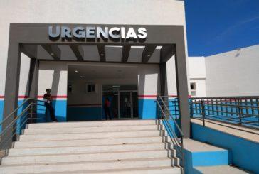 Entrega Alfaro remodelación de hospital y laboratorio regional