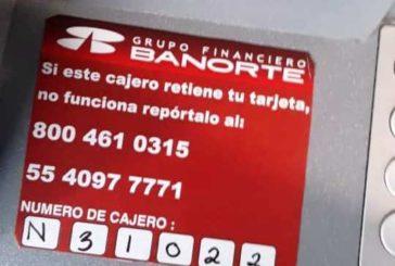 ¡Aguas con los cajeros! Alertan a cuentahabientes en Puerto Vallarta