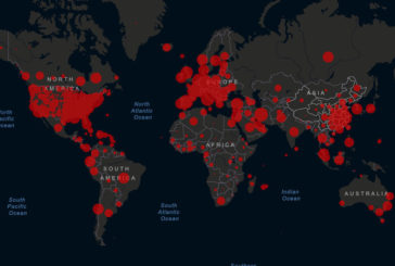 Se registran casi cuatro millones de contagios en el mundo por coronavirus