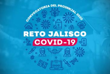 Lanzan Reto Jalisco COVID-19 para apoyar proyectos que ayuden a enfrentar la emergencia sanitaria