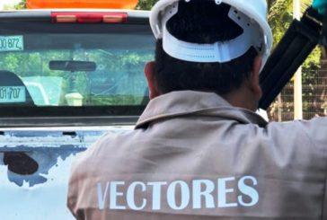 Personal de Vectores se contagia de coronavirus