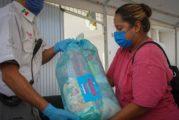 Entregan más de 6 mil 900 despensas y paquetes alimentarios a través de 'Jalisco Sin Hambre'
