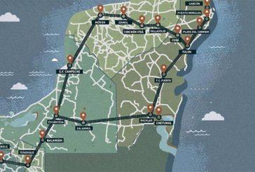 Tramo 4 del Tren Maya será adjudicado de forma directa a ICA