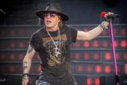El rockero Axl Rose critica nuevamente a Donald Trump
