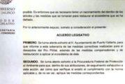 """Llama Congreso del Estado al Ayuntamiento de Vallarta a informar acerca de """"saneamiento"""" en río Pitillal"""