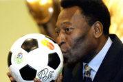 Recuerda Pelé a México, era su país favorito para jugar