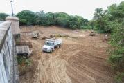 Trabajos en el río Pitillal han devastado bosque de galería