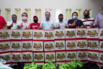 """Continúa """"Unidad Vallartense"""" ayudando a la población"""