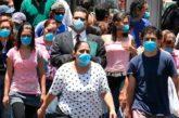 OMS pide usar máscaras faciales donde COVID-19 se extiende