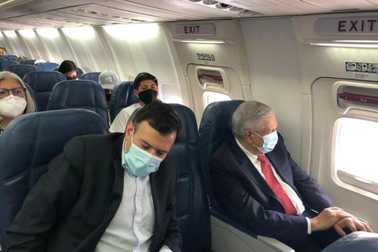 Previo a su visita a E.U., Andrés Manuel asegura dar negativo a prueba de Covid